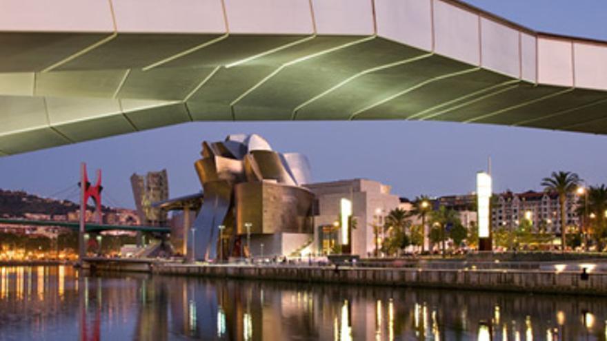 Una imagen de la transformación de Bilbao. / Foto: Bilbao Ría 2000