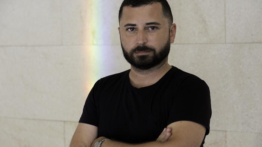 Alberto Soler, coordinador del Premio Mandarache/Hache