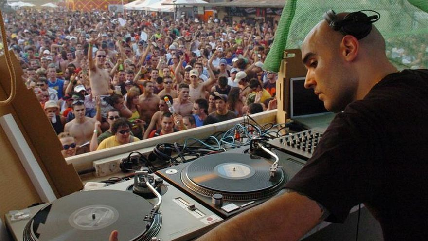 Paco Osuna y el techno, pasión por la música por encima del estatus de DJ