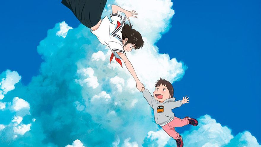Póster de 'Mirai no Mirai, la nueva película de Mamoru Hosoda