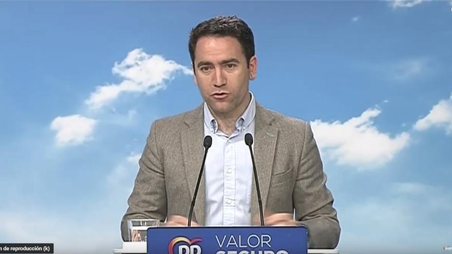 """García-Egea dice que Casado """"necesita el tiempo que todo el mundo ha tenido"""" para llegar a ganar"""