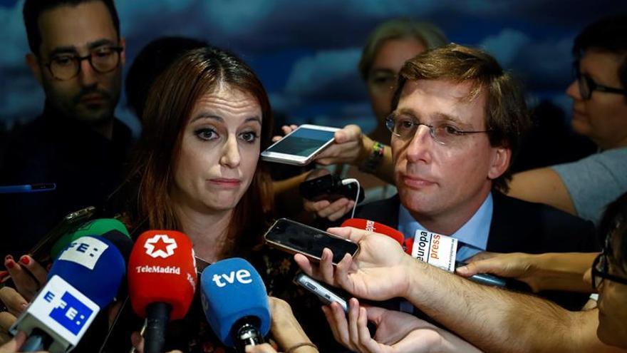 """Andrea Levy: la ministra Delgado """"tendrá que dar muchas explicaciones"""""""