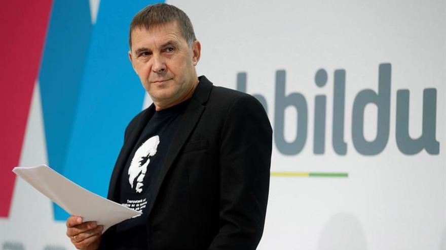 Estrasburgo publicará el martes su decisión sobre un recurso de Otegi