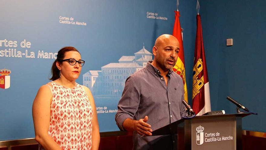 María Díaz y José García Molina