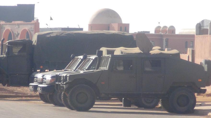 Resultado de imagen de armamentos marruecos