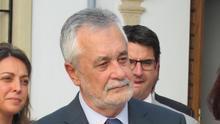 José Antonio Griñán no continuará como presidente del PSOE en la nueva ejecutiva federal