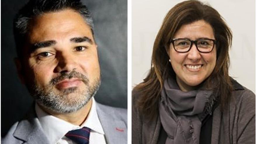 El empresario Alejandro De Pedro y la exalcaldesa de Dénia, la popular Ana Kringe