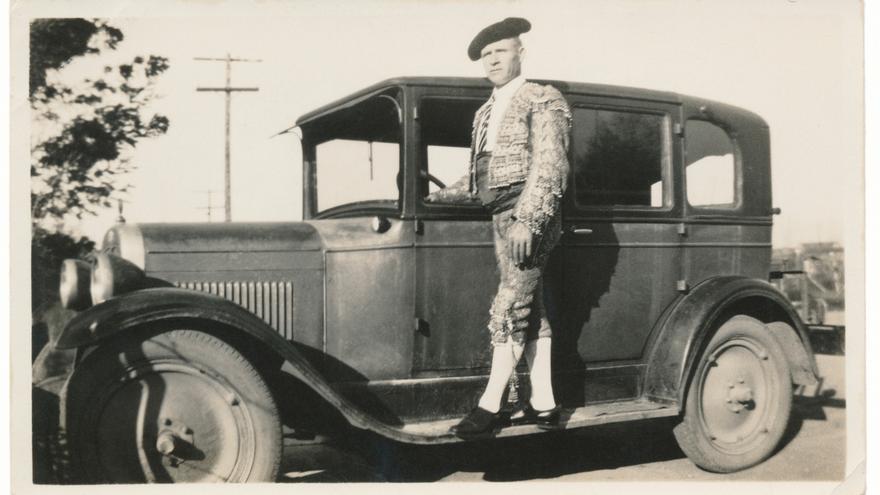 Ángel Nieto llevó su amor por los toros desde Salmoral, Salamanca, hasta Sunnyvale, California. [Foto cedida por Ángel Nieto]