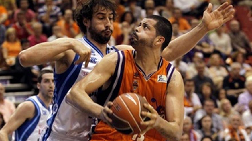 El Valencia Basket Suma El Primer Punto Del Play-Off