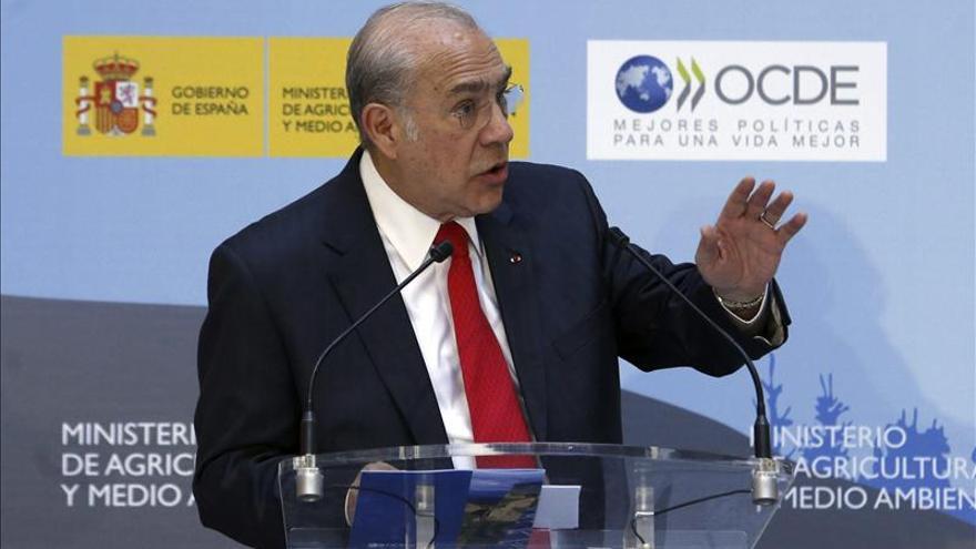 La OCDE percibe una inflexión positiva en el crecimiento de la zona euro