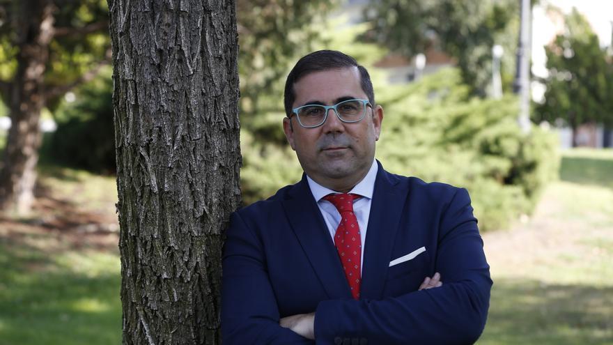 Federico Buyolo, director general del Alto Comisionado para la Agenda 2030.