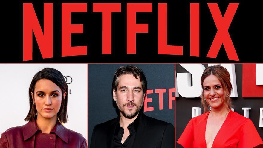 Netflix anuncia estas 4 nuevas series y 2 películas españolas, que se suman a su lista de estrenos