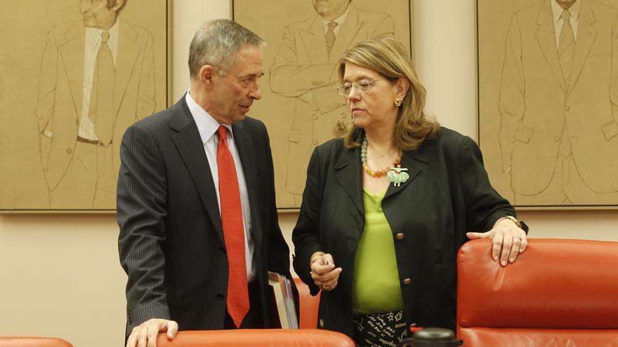 (Ampl.) El Gobierno propondrá a Elvira Rodríguez para suceder a Segura al frente de la CNMV