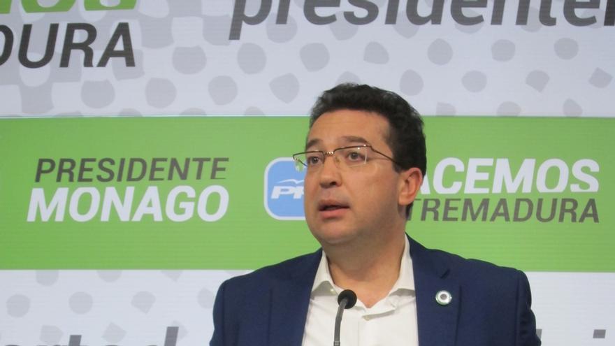 Monago pone en marcha su campaña 'Hacemos Extremadura' en la que se resaltan los logros de la legislatura