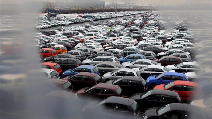 La industria de automoción alemana prevé un estancamiento de ventas en China