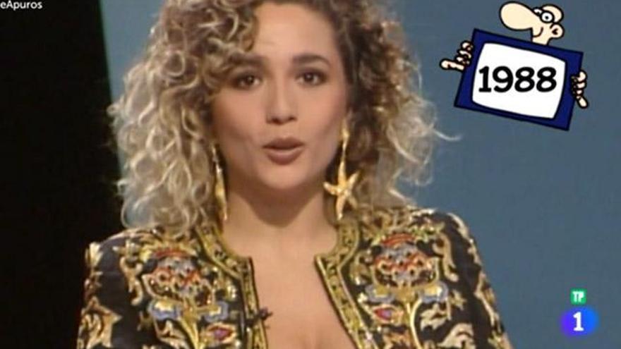 ¿Sabías que Marta Sánchez presentó un especial de Eurovisión, y fue un desastre?