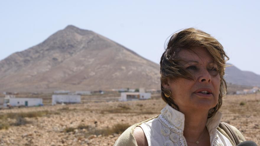 Francisca Luengo, diputada del PSC.