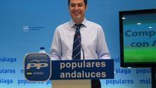 Moreno recuerda al PP que Andalucía aporta millones de votos y le pide que se vuelque