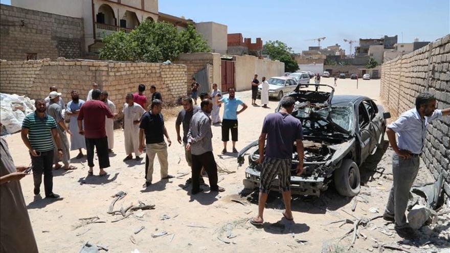 Estados Unidos ordena la evacuación de su embajada en Trípoli
