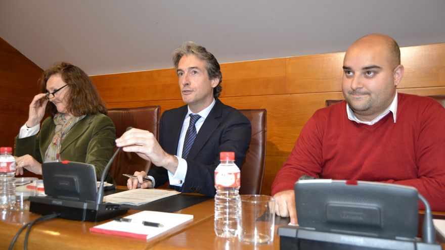 El alcalde de Santander ha estrenado las ponencias sobre la reforma de la Ley del Suelo.