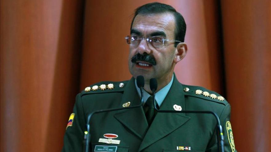 Jefe Policía colombiana se retracta de propuesta de debate sobre pena muerte