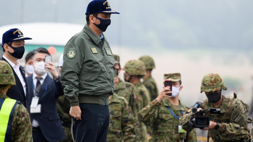 Japón retira sus aviones de evacuación de Afganistán tras la salida de EEUU