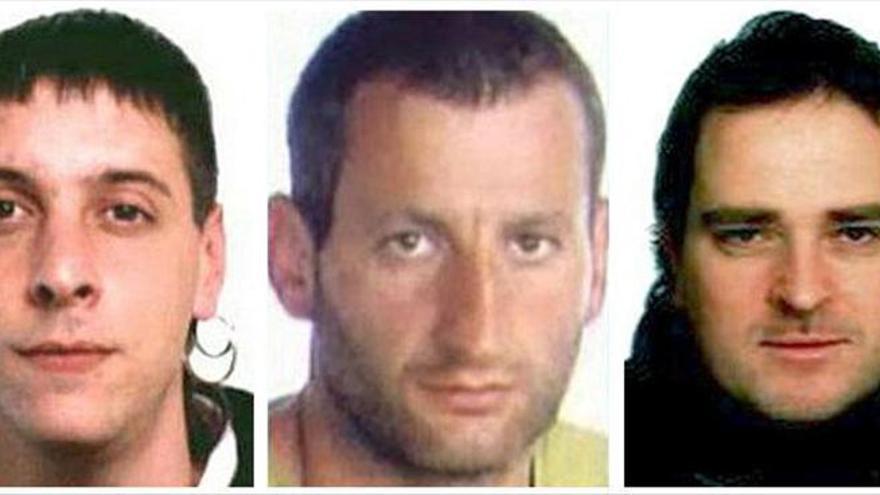 Seis detenidos en Francia en una operación contra el aparato logístico de ETA