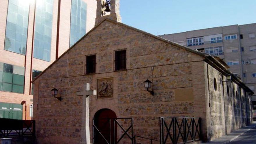Ciudadanos pide que declaren BIC a una ermita que ya lo era desde hace nueve años