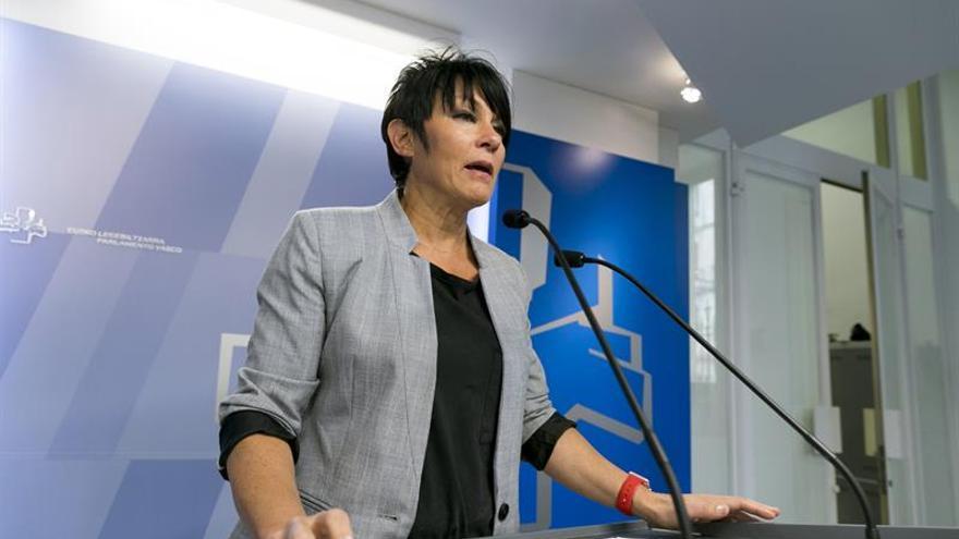 EH Bildu pide al PNV que no ponga un flotador al Gobierno del PP
