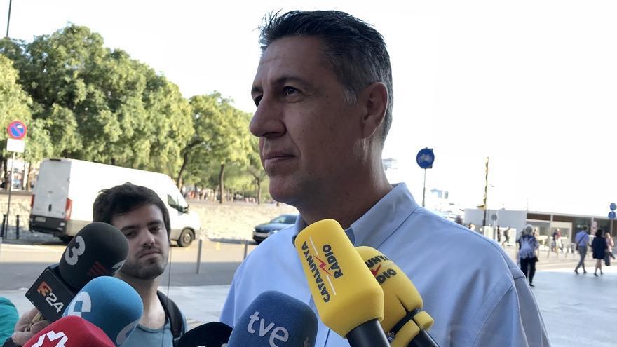 """Albiol (PP) apuesta por el 155 también en """"Mossos y Enseñanza"""" y no solo para elecciones"""