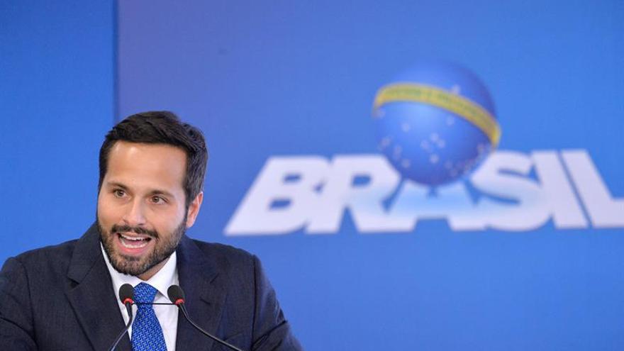 Renuncia el ministro de Cultura de Brasil por motivos personales