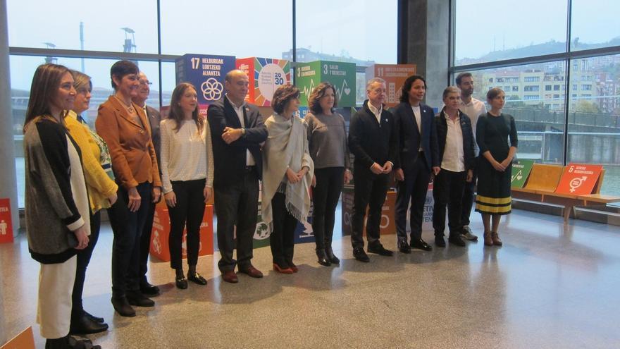 """Urkullu sitúa como objetivo que Euskadi sea en 2030 un """"territorio de excelencia"""" basado en """"justicia y cohesión social"""""""