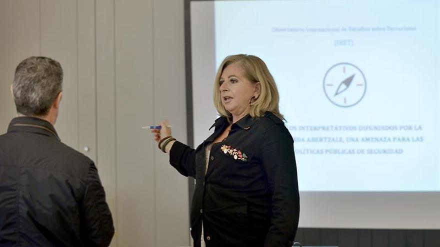 Consuelo Ordóñez (Covite): No nos creemos el desarme de ETA
