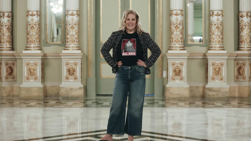 """La soprano Sondra Radvanovsky se convertirá en """"Las tres reinas"""" del Liceu"""