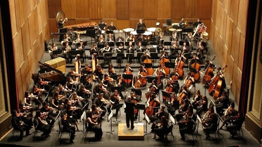 La Orquesta Joven de Andalucía interpreta el domingo sinfonías de Schubert y Prokofiev