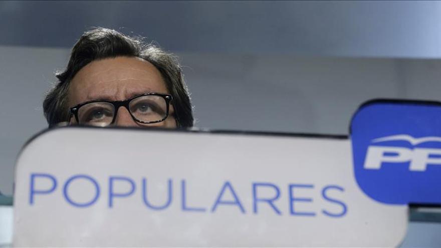"""El PP subraya que Podemos no hizo """"ninguna propuesta"""" en su manifestación"""