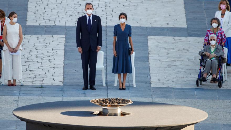 El rey pide que España no olvide y aprenda de todo lo vivido con la pandemia del covid