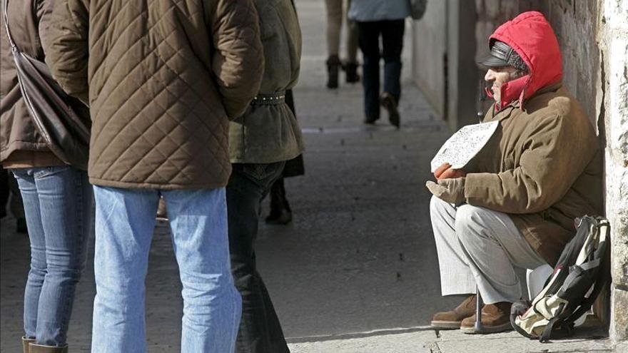 Intermón advierte del riesgo de subida de pobreza en los próximos años en la UE