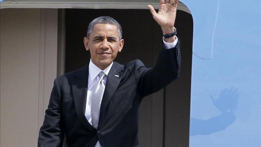Obama cierra su gira latinoamericana con su asistencia a un foro empresarial
