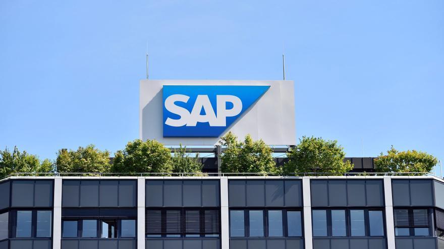 SAP sube en el primer semestre el beneficio neto atribuido un 43 %