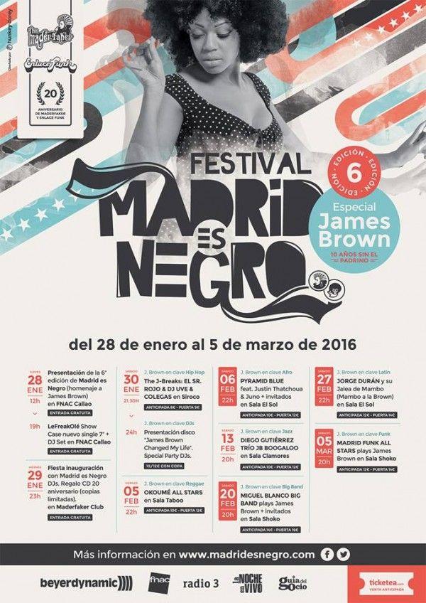 madrid es negro 2016