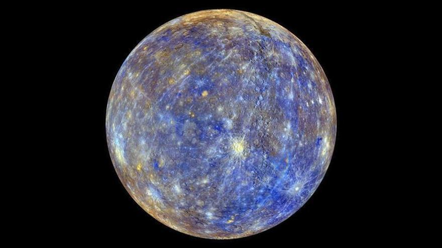 El campo magnético de Mercurio se creó hace 4.000 millones de años