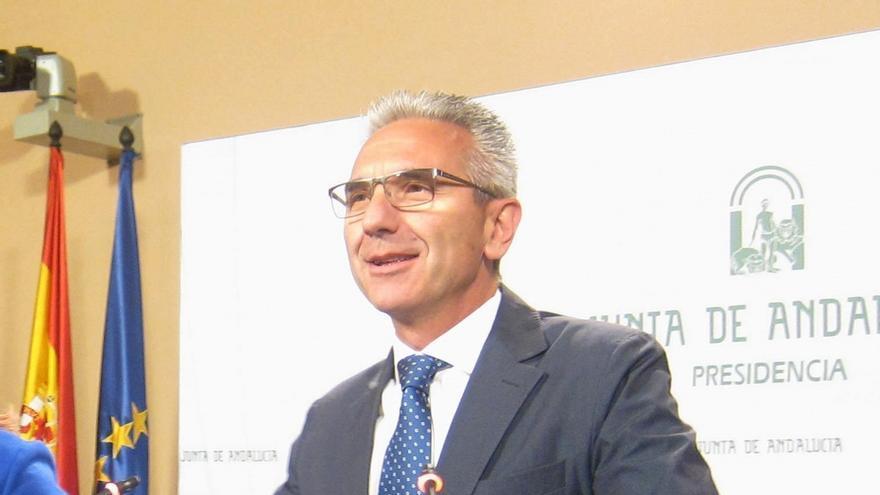 Susana Díaz mantiene a Miguel Ángel Vázquez como portavoz del Gobierno andaluz