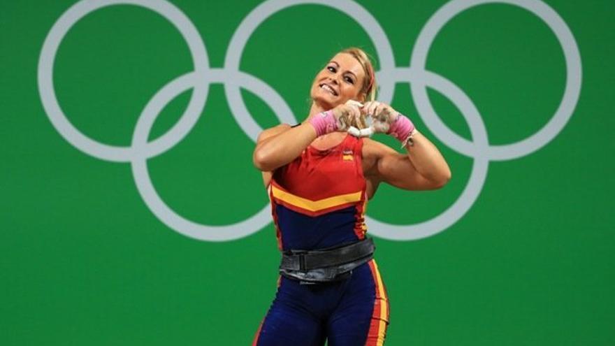 Lydia Valentín ha logrado situarse entre las mejores del mundo.