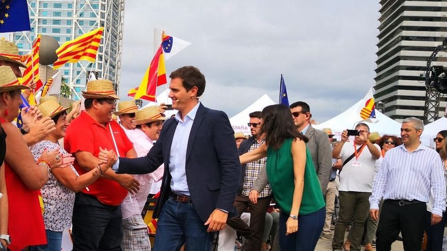 """Cs propone que se reconozca el derecho de voto a """"la diáspora vasca"""""""