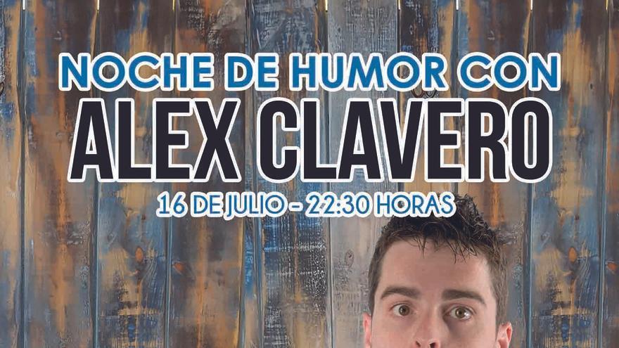 Álex Clavero en Matarile