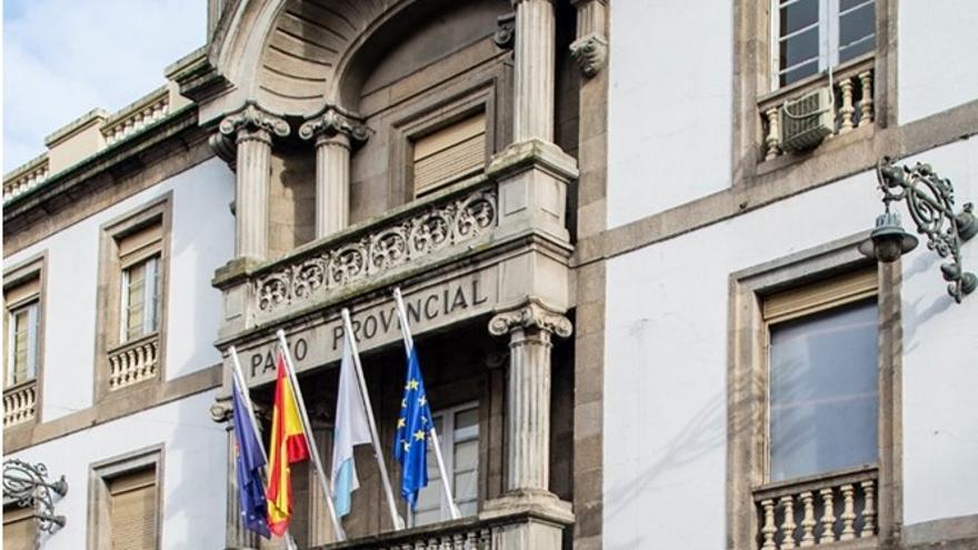 Sede de la Diputación provincial de Ourense