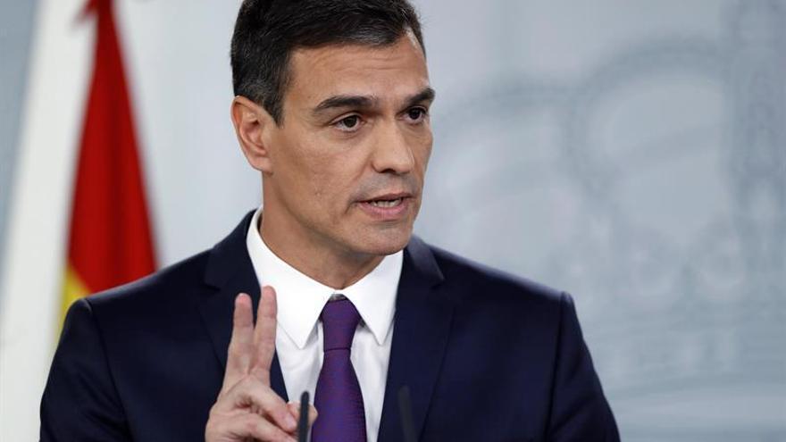 """Sánchez defiende la """"justa"""" propuesta de flexibilizar la senda de estabilidad"""