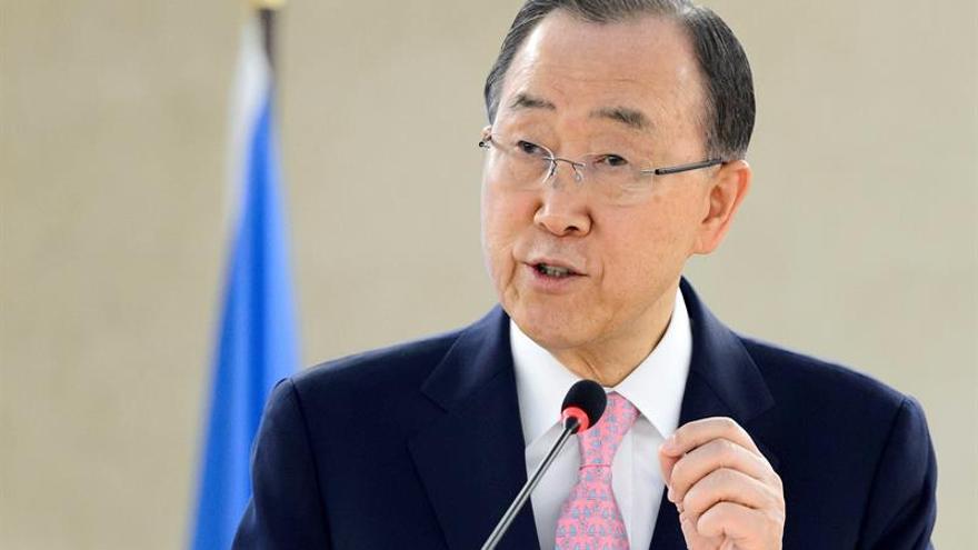 """La ONU condena ataque """"deliberado"""" contra campo de desplazados en Siria"""