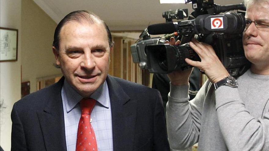 El diputado del PP Vicente Martínez-Pujalte